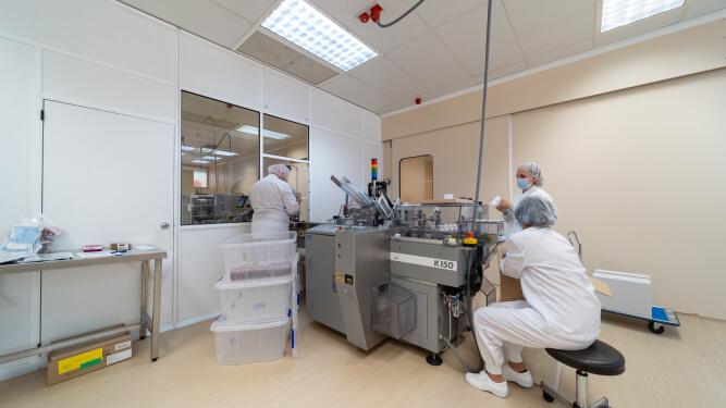 Apuesta por la innovación e investigación de Laboratorios Durbán